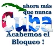 Una crueltat intolerable, que desacredita el govern USA, que tot omplint-se la boca de la defensa als drets humans imposa lleis que priven Cuba dels més elementals