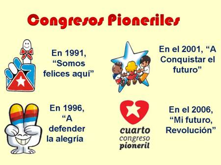 Congresos pioneriles