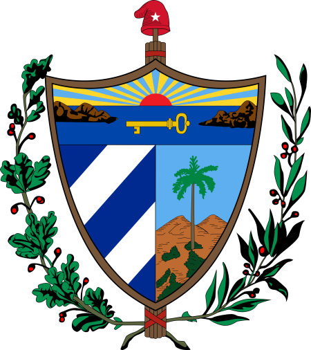 Escudo Nac Cuba