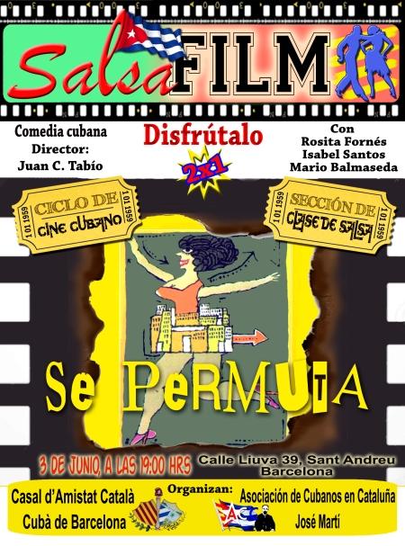 Cartel Salsa_Film imagen 3