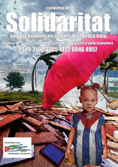 Solidaridat amb Cuba